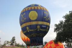 Fête de la montgolfière